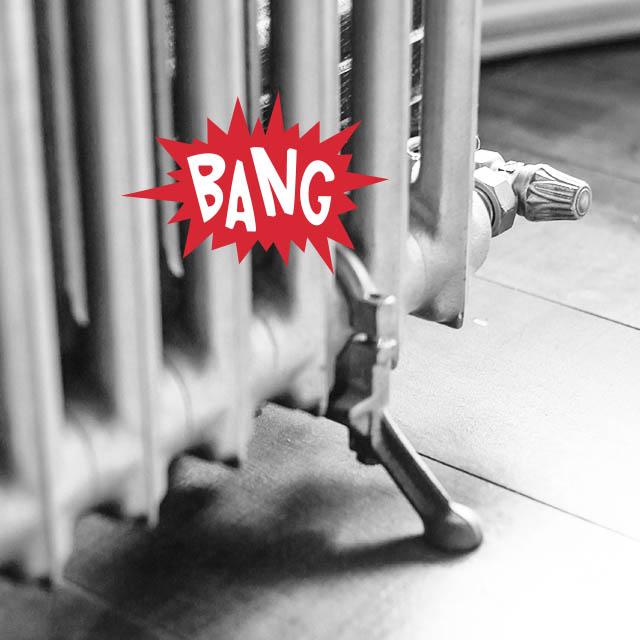 Eliminating Steam Banging