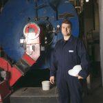 commercial steam boiler maintenance